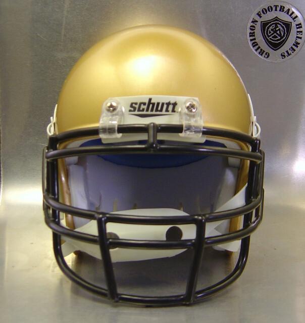 Vega Longhorns HS 2008 (TX) (mini-helmet)