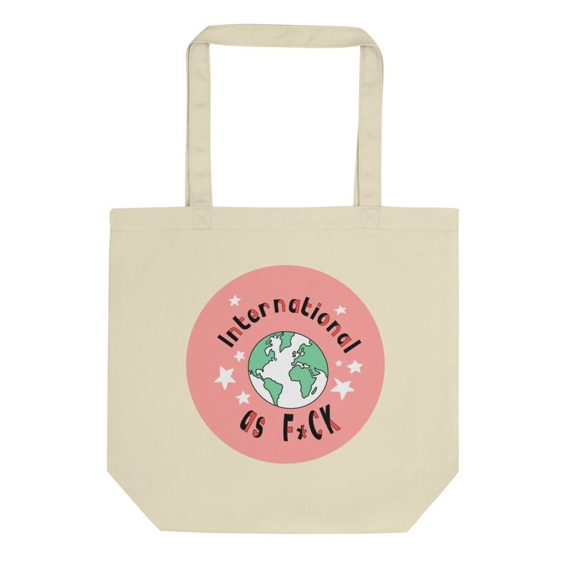 Feminist as F*ck Organic Cotton Tote