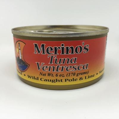Merino's Ventresca Albacore Tuna