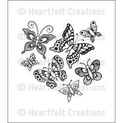 Butterfly Medley Stamp