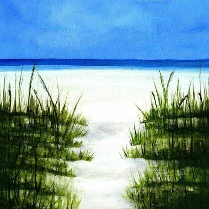 Shore Life Beach Walk