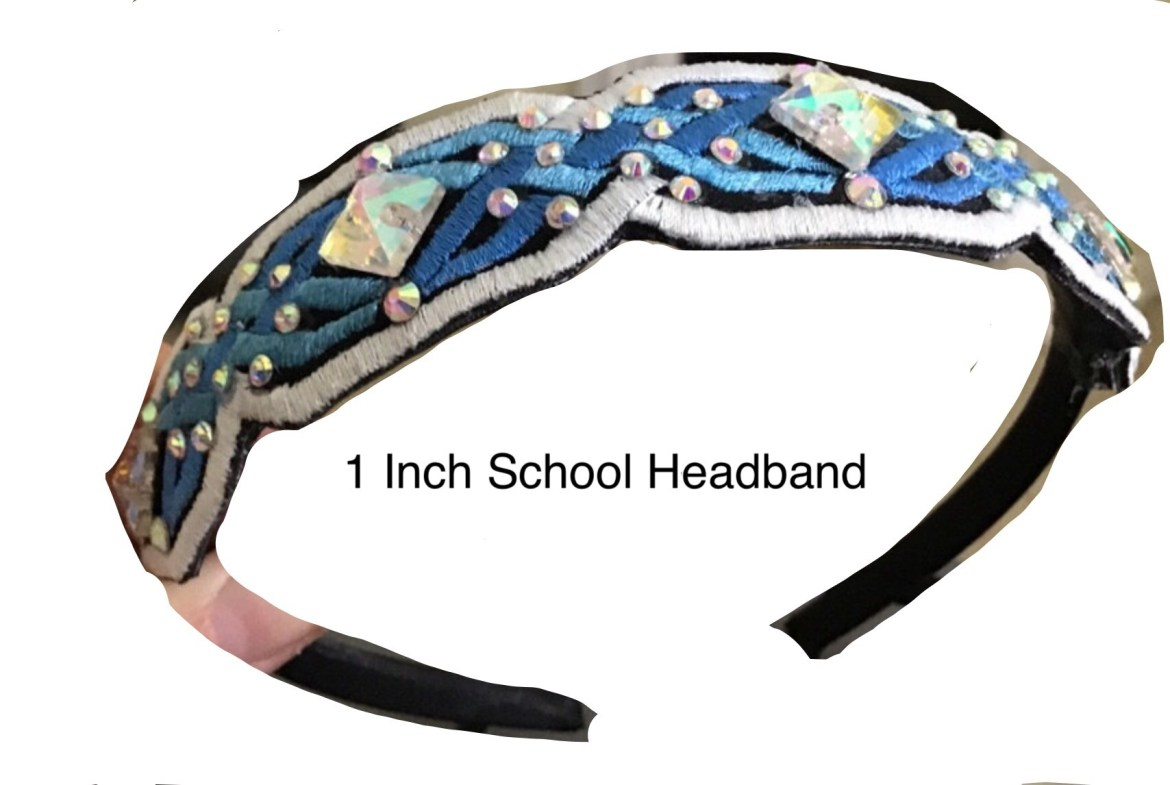 Greene Academy of Irish Dance School Headbands