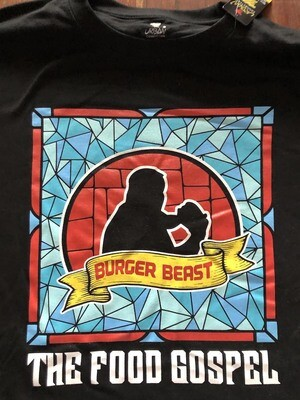 Burger Beast: The Food Gospel Tee