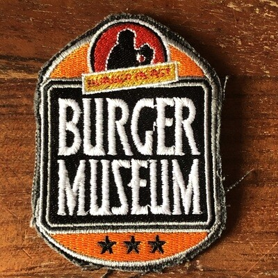 Burger Museum Swag Pack