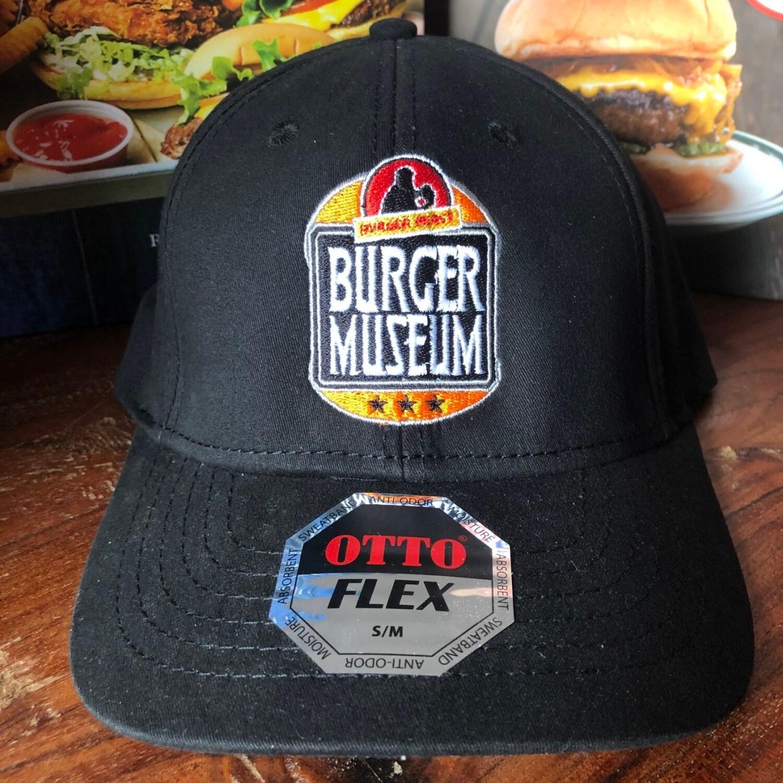 Burger Museum Fitted Cap