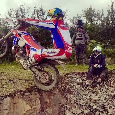 Moto Enduro Training - Saturday 27th June 2020 - @ Todds Leap Activity Centre Co Tyrone NI
