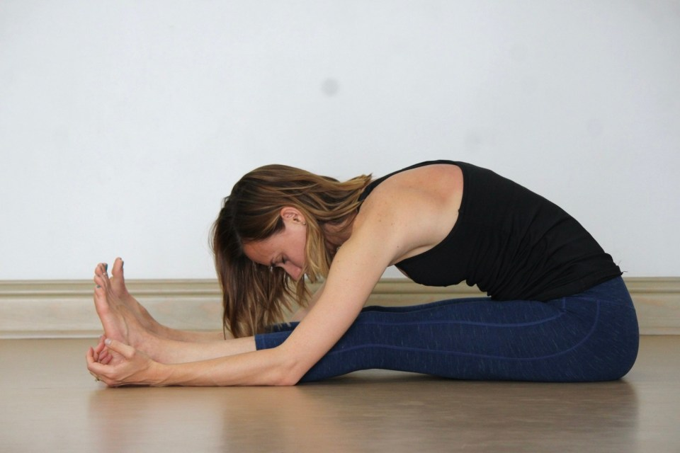 ASANA: Caterpillar, Dangling + Reclining Twists