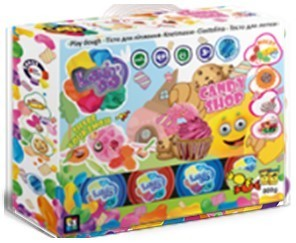 Набор теста для лепки Candy Shop Lovin-Do 11017