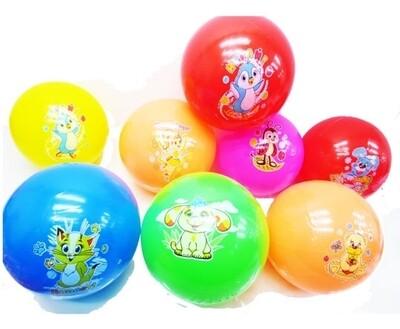 Мяч пластизоль 5455 22см