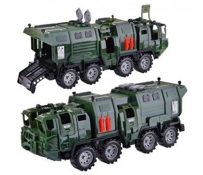 Военный тягач «Щит» с кунгом Нордпласт 257