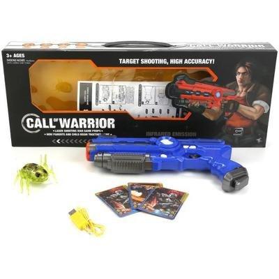 Бластер лазерный паук датчик попаданий Call Warrior SHANTOU  B1666081