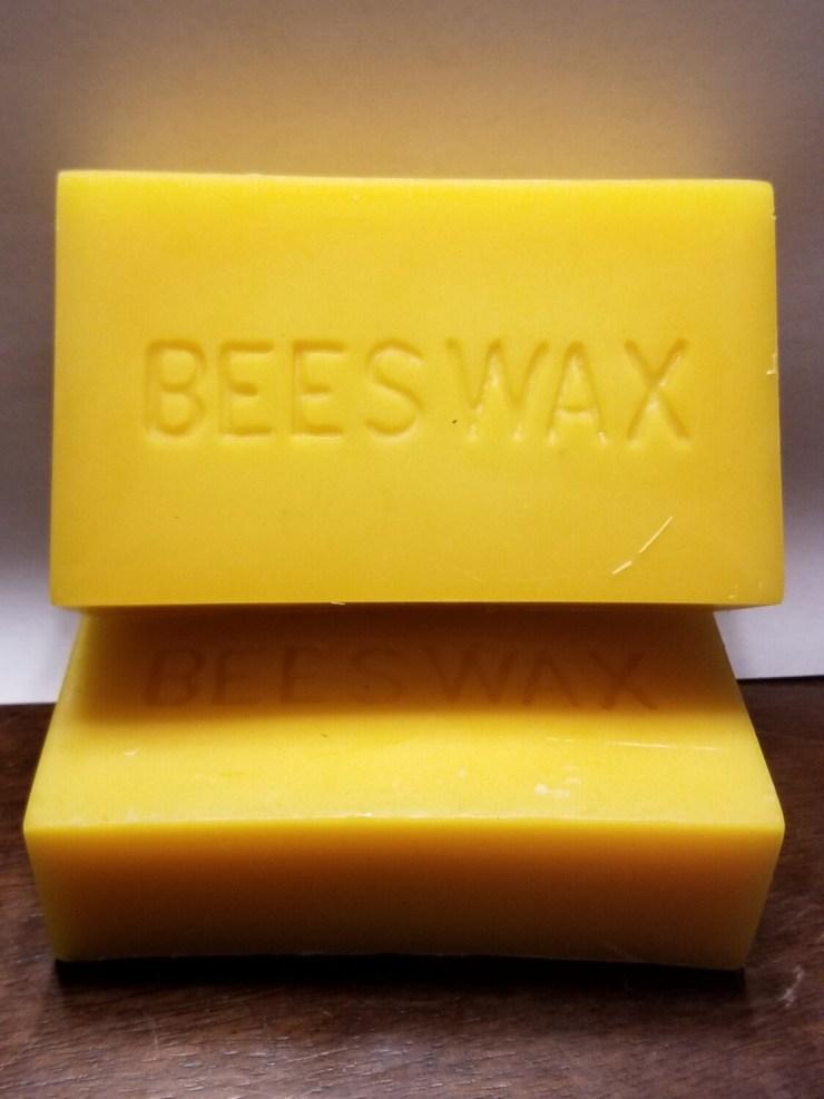 Beeswax bar 1lb
