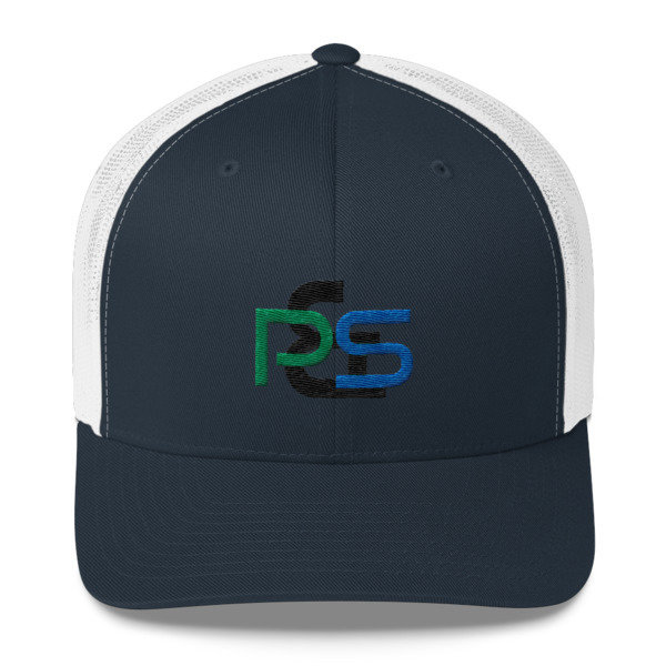 P&S Logo Trucker Cap