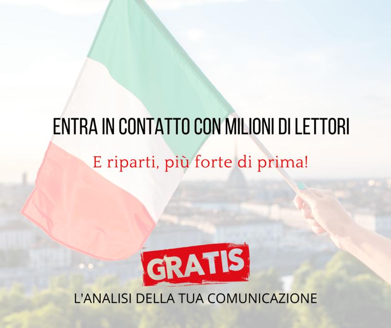Un Blogger per l'Italia - Operatori turistici