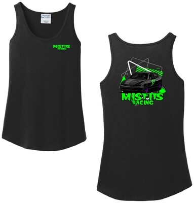 2020 Misfits Racing Ladies Tank Tops