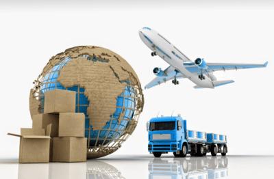 ዕቃ የመላክ አገልግሎት Shipping service