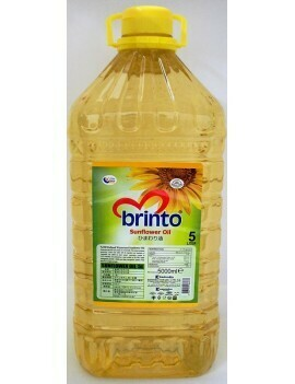 Brinto Sunflower Oil (Ethiopia Only)