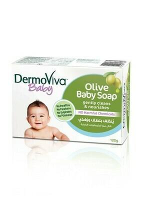 ዴርሞ ቪቫ የልጆች ሳሙና Dermo Viva Baby Soap 125g (Ethiopia Only)