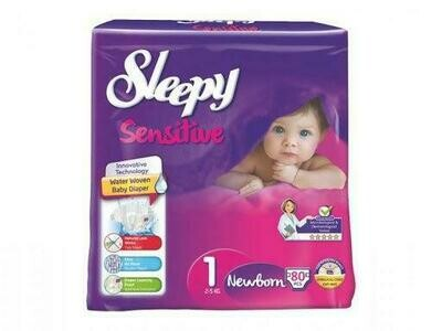 ስልፒ ዳይፐር Sleepy Diaper (Ethiopia Only)