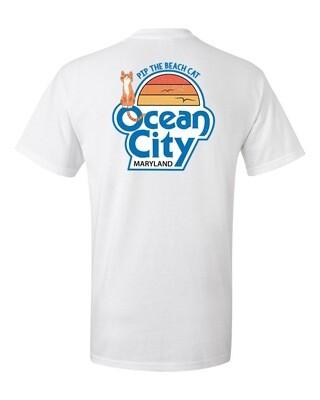 Ocean City Logo T-Shirt