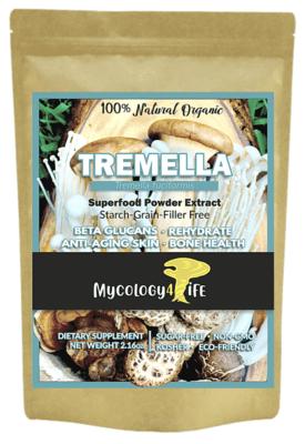 Tremella Mushroom 100% Organic Extract