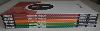 Manhattan Projects VOL 1-5