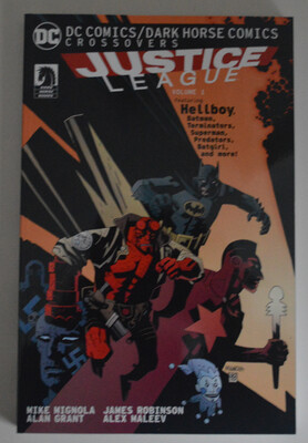 Dark Horse/DC Crossover TPB