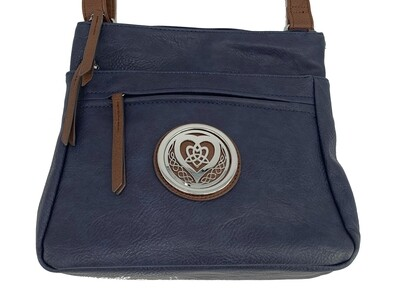 1122 Popular Bag Navy Blue