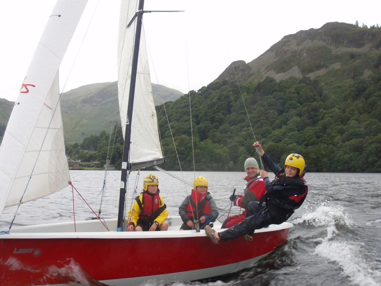 RYA Sailing Tuition Vouchers