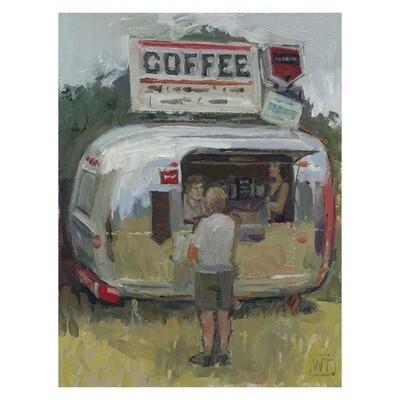 Tin Can Coffee, Standon Calling