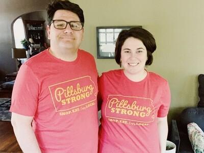 Pittsburg Strong Tee