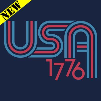 T-Shirt - USA 1776