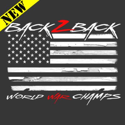 T-Shirt - Back 2 Back W-W-C