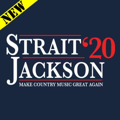 T-Shirt - Strait Jackson 2020