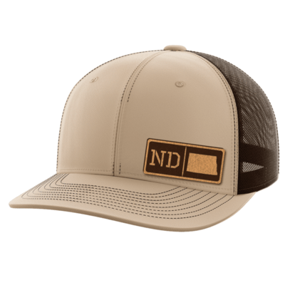 Hat - Homegrown Collection: North Dakota