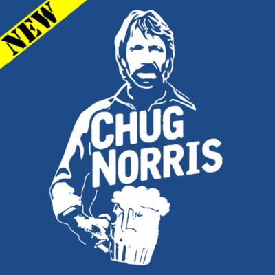 T-Shirt - Chug Norris