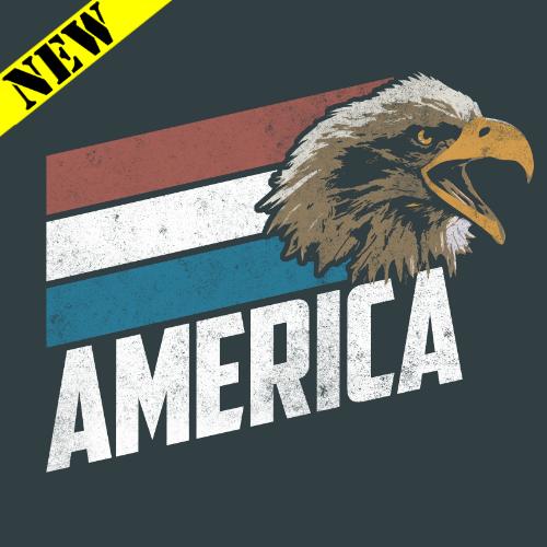 T-Shirt - Screamin' Eagle