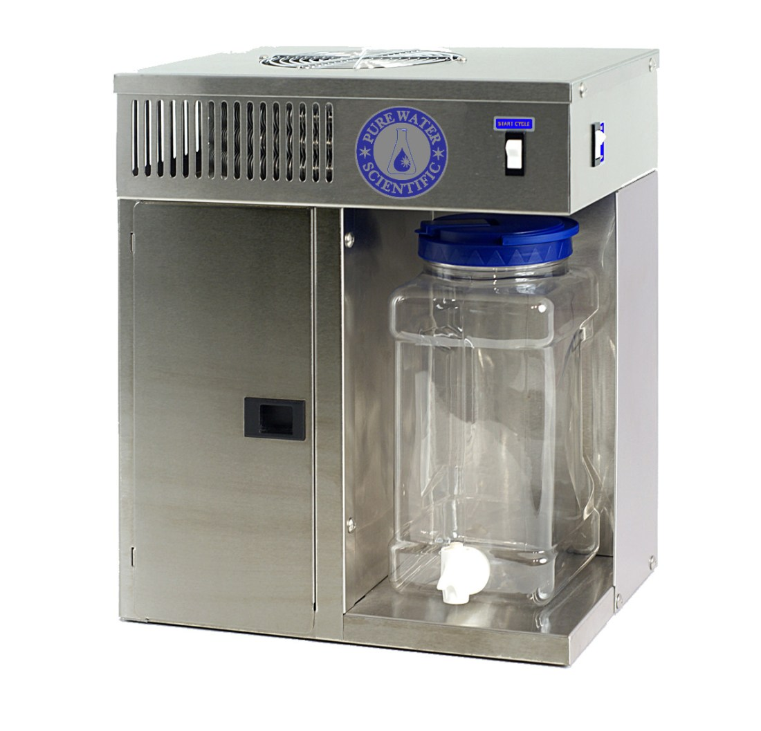 LP-90 Pure Scientific Water Distiller