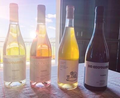 Wein Regenbogen - 4 Flaschen