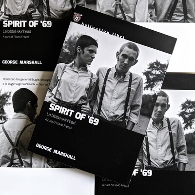 George Marshall - Spirit Of '69: La bibbia skinhead