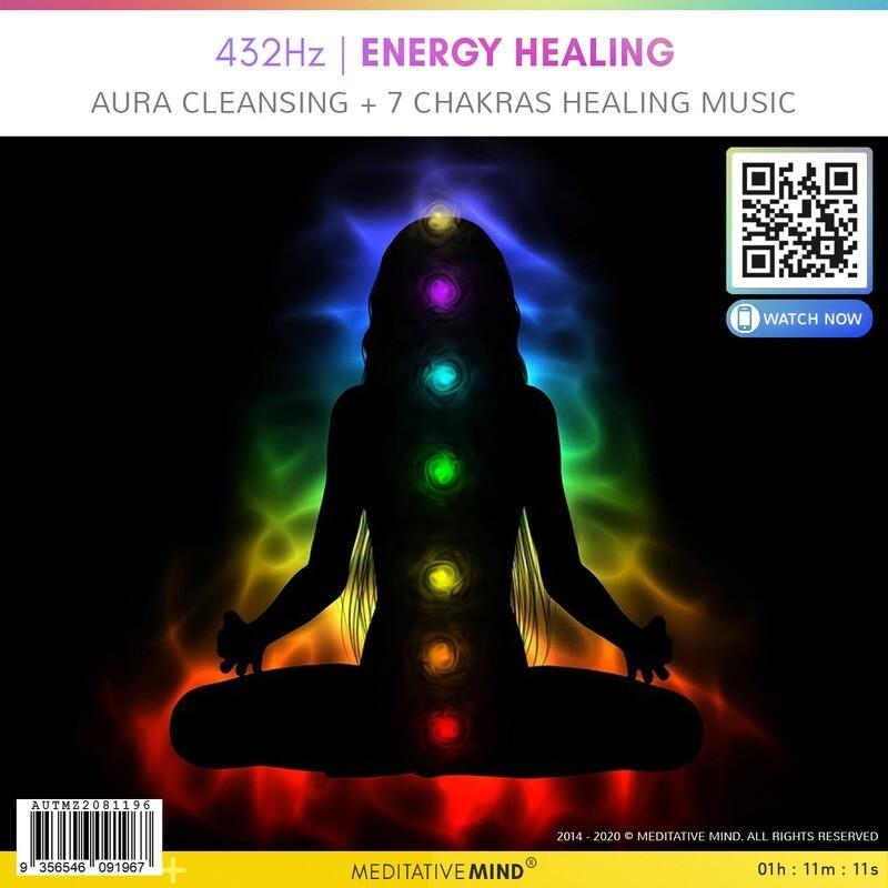 432Hz | Energy Healing - Aura Cleansing + 7 Chakras Healing Music