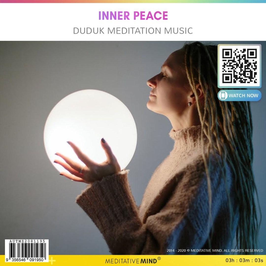 Inner Peace - Duduk Meditation Music