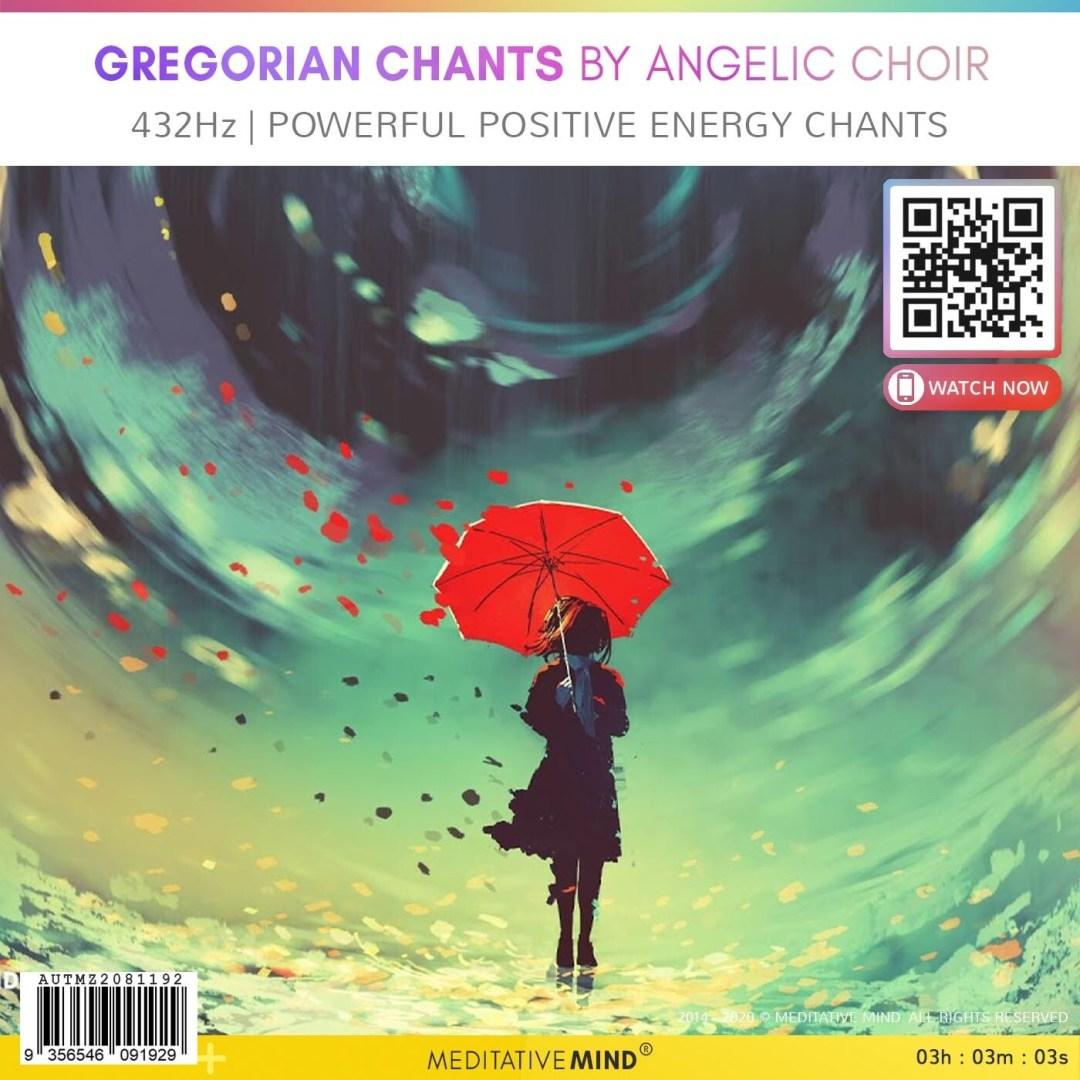 Gregorian Chants by Angelic Choir - 432Hz   Powerful Positive Energy Chants