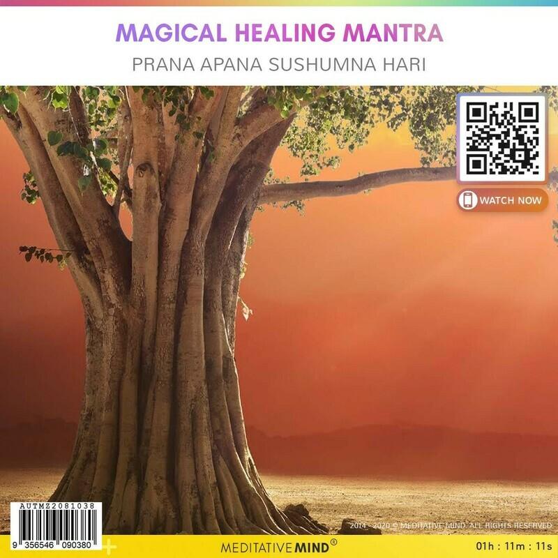Magical Healing Mantra - Prana Apana Sushumna Hari