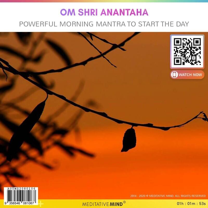 Om Shri Anantaha - Powerful Morning Mantra to Start the Day
