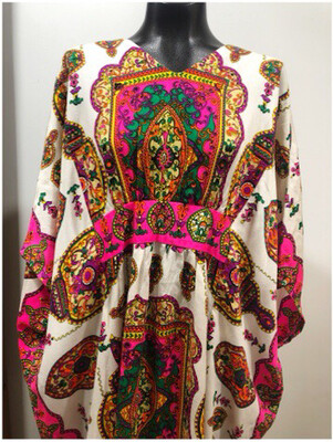 1960's Greencastle Caftan
