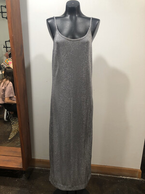 1980's Sleeveless Stretch Dress