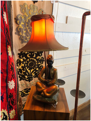 1950's All Original Genie Lamp