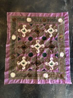 Vintage Handmade Suzani