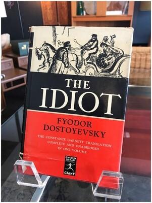 1935 The Idiot, Fyodor Dostoyevsky